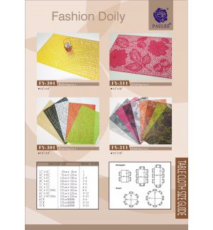 Fashion Doily