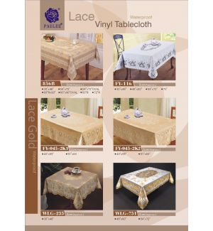 VINYL TABLECLOTH 3